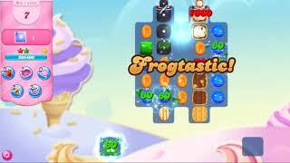 Candy Crush Saga Level 4592 NO BOOSTERS