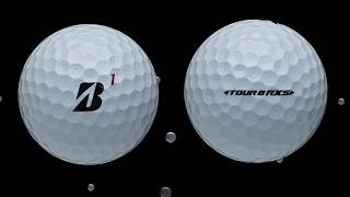 Bridgestone B RXS ball tested - Load of Balls Episode 1