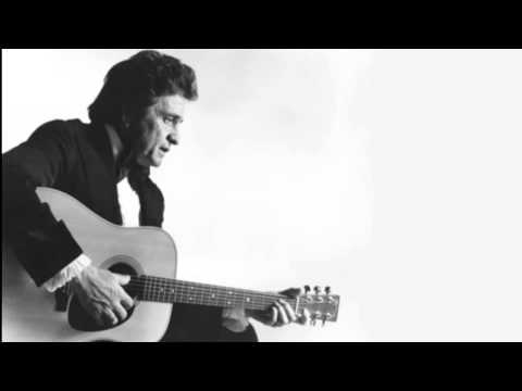 Johnny Cash - Get Rhythm (lyrics)