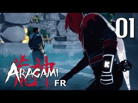 [FR] Aragami Gameplay découverte - épisode 1 - Infiltration ninja style