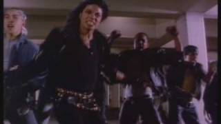 Michael Jackson - Bad (Official Long Video Version) 2/2