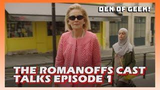 The Buzz - The Romanoffs Cast Talks Episode 1