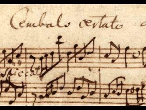 JS Bach / Raymond Leppard, 1972: Harpsichord Concerto No. 4 in A, BWV 1055
