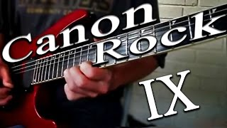 Canon Rock Lesson 9 (NEW SERIES)