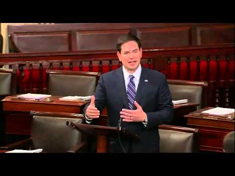Rubio To Colleagues: Don't Boycott Netanyahu Speech, Israel Deserves Our Support