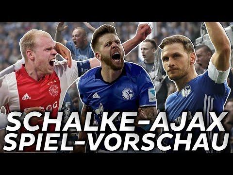 📺 EL-Vorschau: Kann Schalke Ajax schlagen? 💪