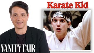 Ralph Macchio Breaks Down His Career, from 'Karate Kid' to 'Cobra Kai' | Vanity Fair