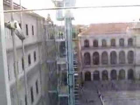 Madrid - riding the acansura