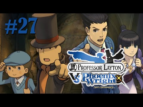 Professor Layton vs Phoenix Wright (Part 27) ; An End to a Witch Trial...