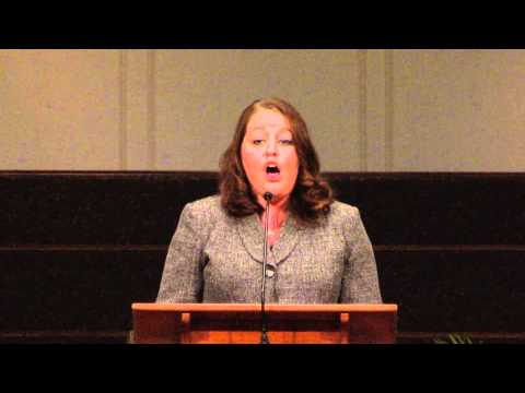 Redeeming Love given by Shana Holt