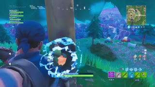 Trying to get some dubs (Fortnite Battle Royale)