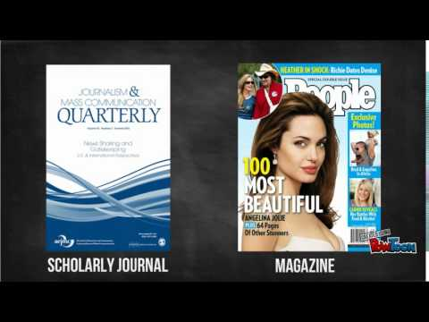 an introduction to two types of periodicals popular magazines and scholarly journals Table of contents introduction: popular magazines, scholarly journals, trade publications two types of periodical databases.