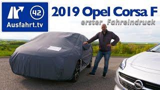 2019 Opel Corsa F 1.2 130PS erster Fahreindruck, Validation Drive, Erlkönig, erste Informationen