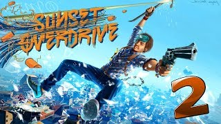 The People Have Spoken: We Want Sunset Overdrive 2!