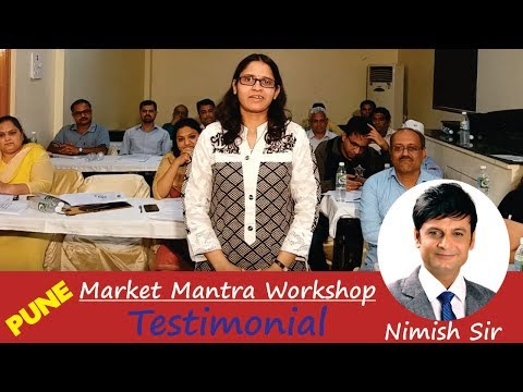 Best Stock & Share Market Training Academy in PUNE | Dhanashri Academy Course Feedback Video
