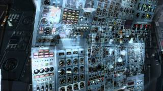 FS2004 Concorde from West to East.wmv