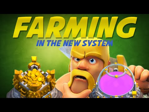 Clash Of Clans | TH9 FARMING POST UPDATE, PT 2 | DEAD BASES GONE?