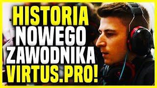HISTORIA NOWEGO GRACZA VIRTUS.PRO! - Piotr ''morelz'' Taterka
