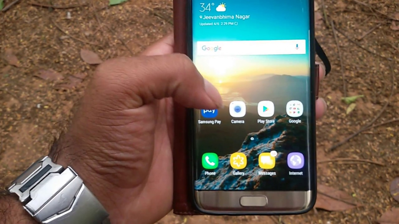 How to install Bixby Assistant on S7 edge and other samsung