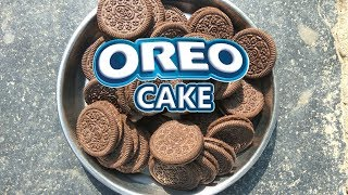 oreo biscuit cake recipe