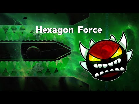 If Hexagon Force was an Extreme Demon