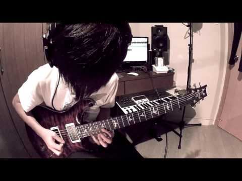 【Guitar Cover】Canon Rock - Jerry C