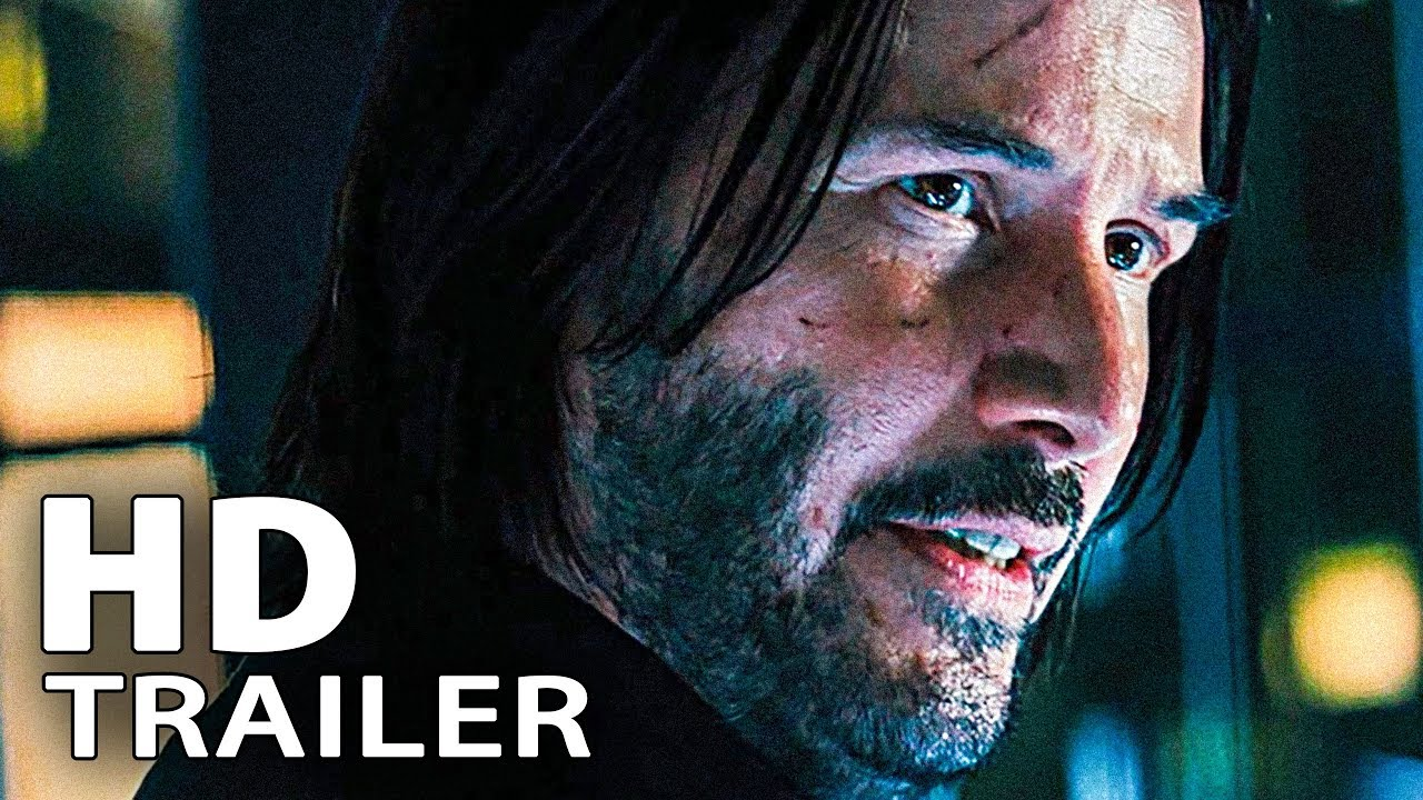 John Wick 3 Trailer Deutsch
