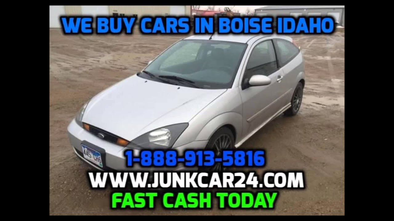 Cash for Junk Cars Boise Sell My Junk Car Boise We Buy Junk Cars ...