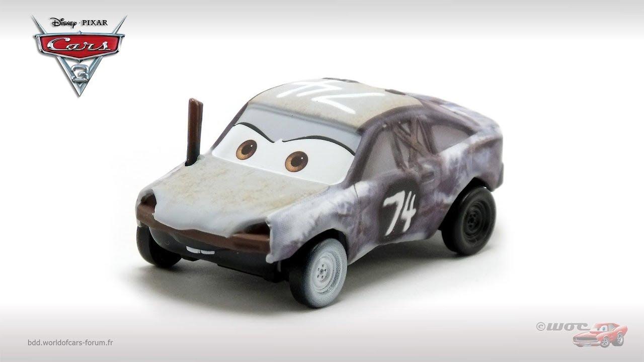 DISNEY PIXAR CARS 3 PATTY