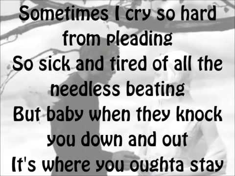 I Don't Love You - My Chemical Romance (Lyrics)
