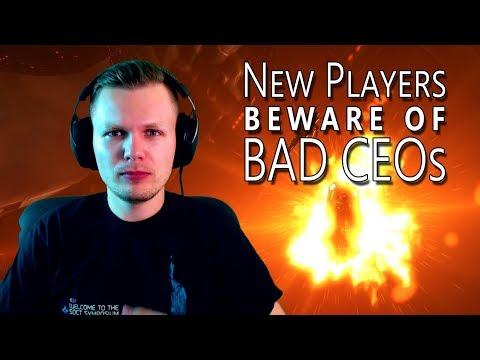 EVE Online: New Players Beware of Bad Corps/Alliances