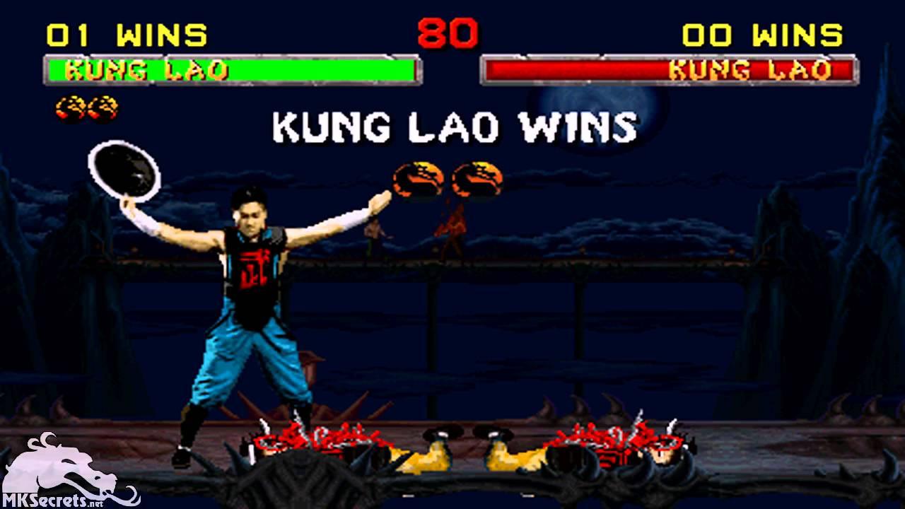 """Image result for Kung Lao's Hat Slice  """"Mortal Kombat 2"""