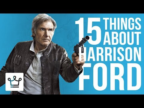 15 Things You Didn't Know About Harrison Ford