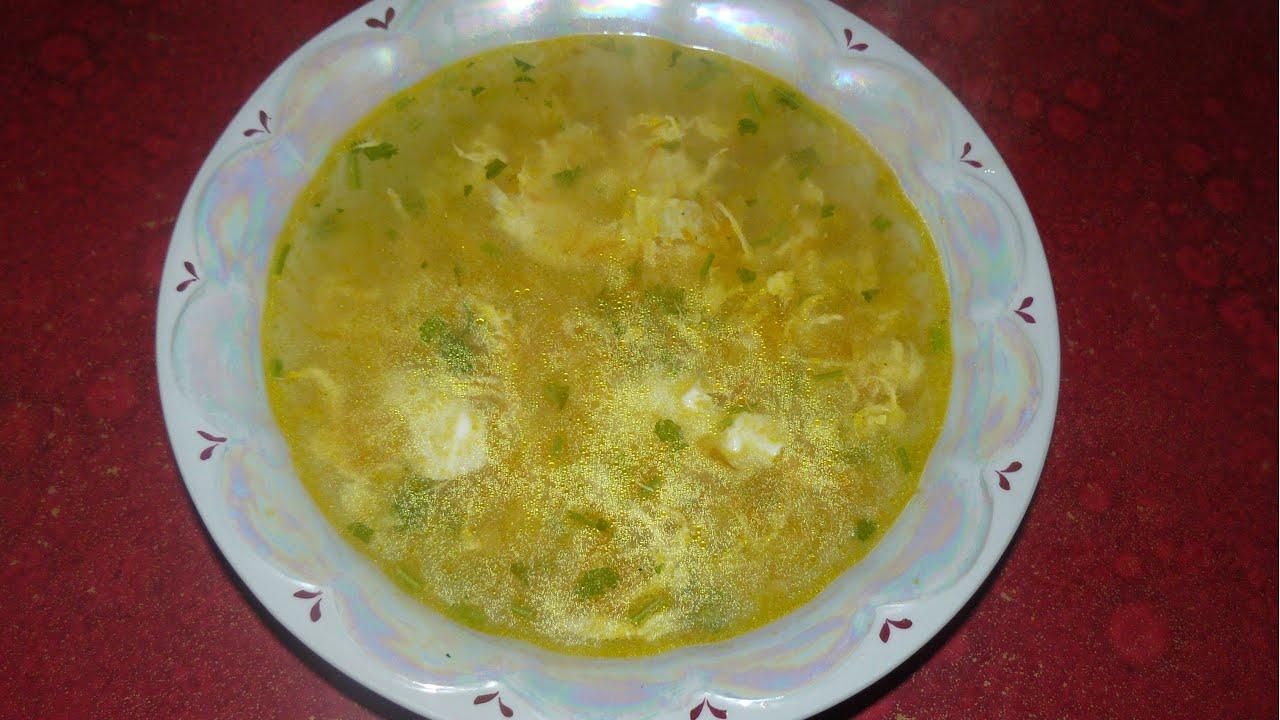 как приготовить картофельный суп без мяса видео