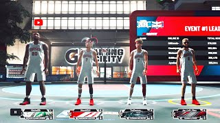 I TOOK MY 98 OVERALL TO THE 1ST EVER RUFFLES EVENT ON NBA 2K20 & THIS IS WHAT HAPPENED..