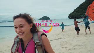 Thailand, the Land of Smiles with Tourism Authority of Thailand and Morris Murdock Travel