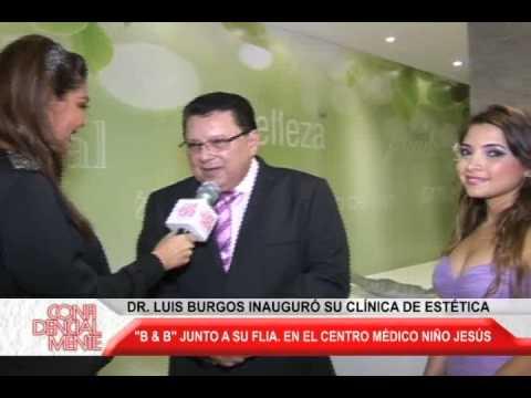 INAUGURACIÓN BURGOS & BELLEZA CLINICA ESTÉTICA