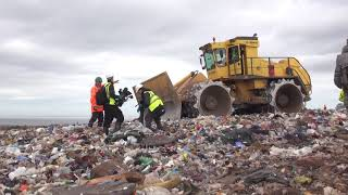 The Secret Life of Landfill: A Rubbish History - Behind the Scenes Short