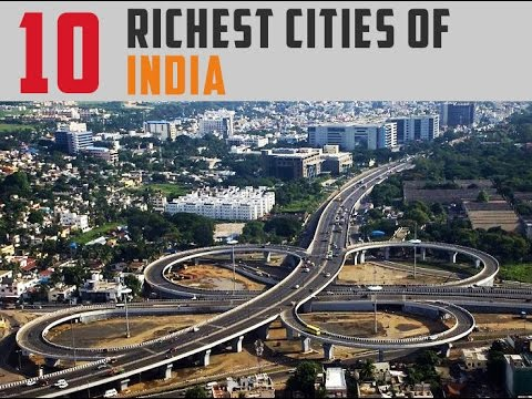 Top 10 Richest Cities in India