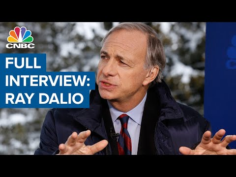 Watch CNBC's full Davos interview with billionaire investor Ray Dalio