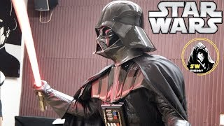 THIS IS WHAT VADER WILL LOOK LIKE IN MY FAN FILM - STAR WARS THEORY VADER FAN FILM