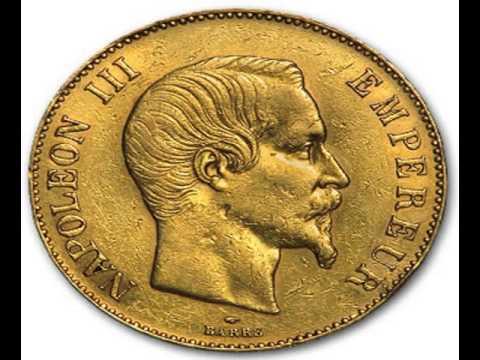 french coins napoleon iii