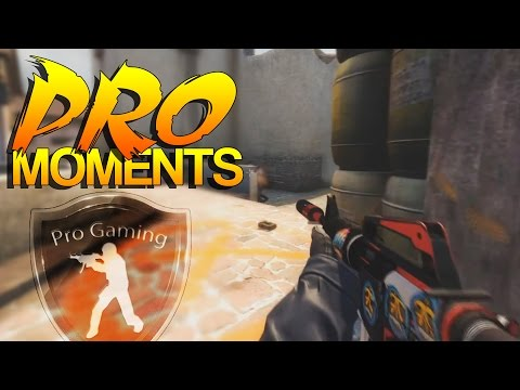 CS:GO - Best PRO Moments! (2014)