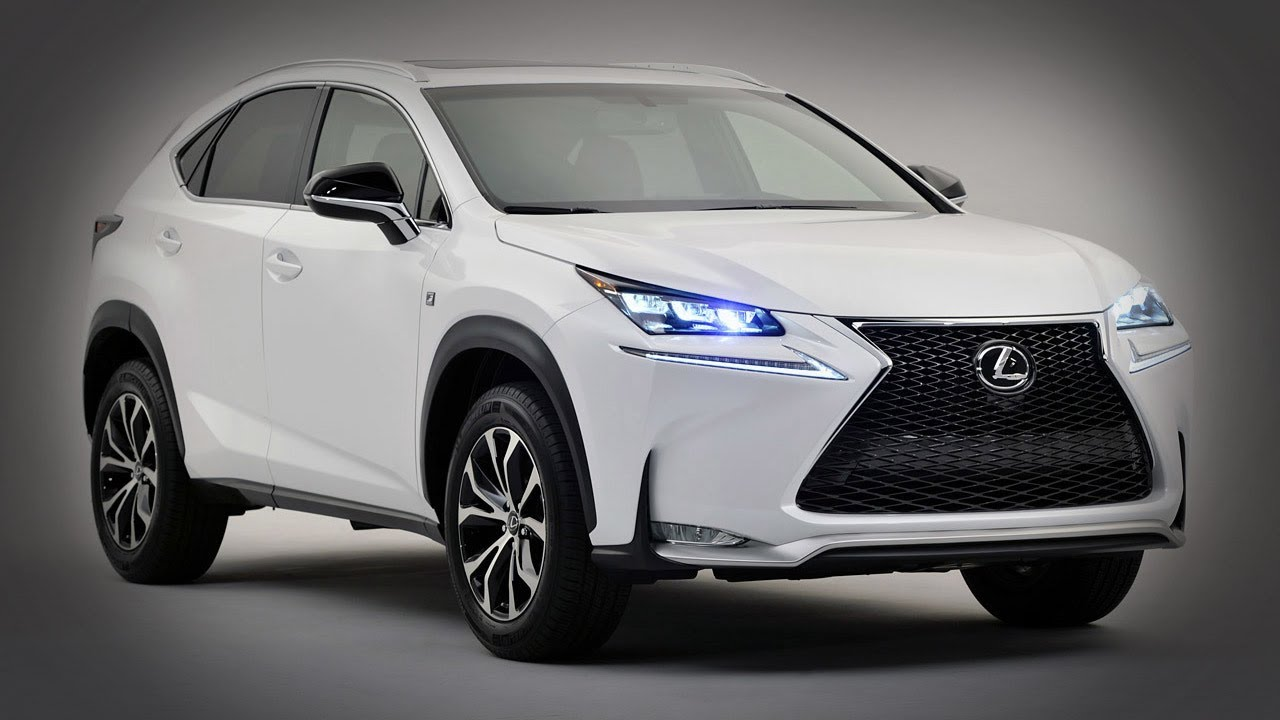2015 lexus nx 200t f sport for 2014 beijing motor show youtube. Black Bedroom Furniture Sets. Home Design Ideas