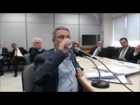 Antonio Palocci presta depoimento ao juiz Sergio Moro - Parte 2