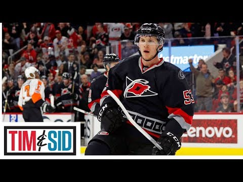 Jeff Skinner Explains Why He Waived No-Move Clause To Join Sabres | Tim and Sid