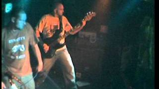 INSIDE CONFLICT live @ Snooty Fox Octobeer tour 2004