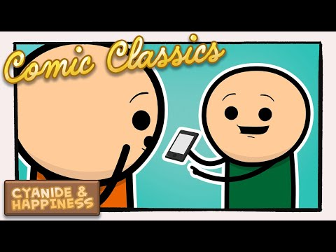 Check Out My Apps! | Cyanide & Happiness Comic Classics
