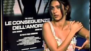 Las consecuencias del amor (2004). Entrevista a Olivia Magnani