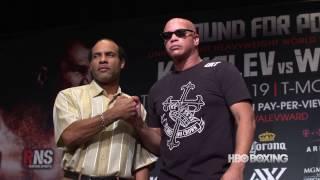 HBO Boxing News: Kovalev vs. Ward Trainer Debate (HBO Boxing)